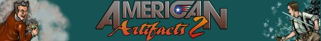 American Artifacts 2 Banner