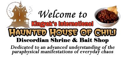 King Yak's International Haunted House of Chili